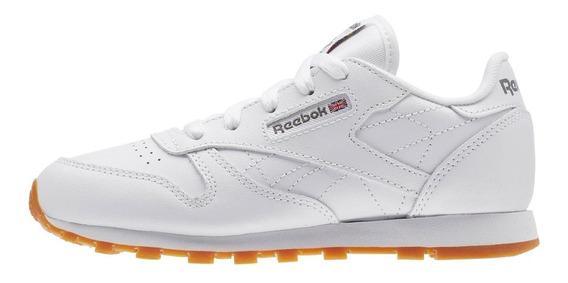 Zapatillas Niños Reebok Classic Leather / Brand Sports