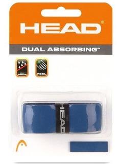 Grip Head Dual Absorbing Varios Colores Raqueta Tenis Padel Baires Deportes Local Distr Oficial En Oeste Gran Bs As