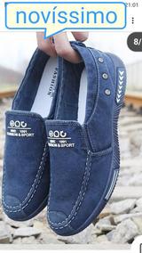 Sapatênis Tam:36 Jeans Fachion Original