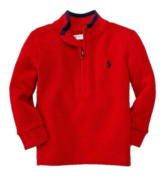 Pullover Polo Ralph Lauren Sueter Bebê Sweater Original
