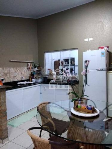 Casa Com 2 Dormitórios À Venda, 160 M² Por R$ 198.000 - Condomínio Verona - Brodowski/sp - Ca1938