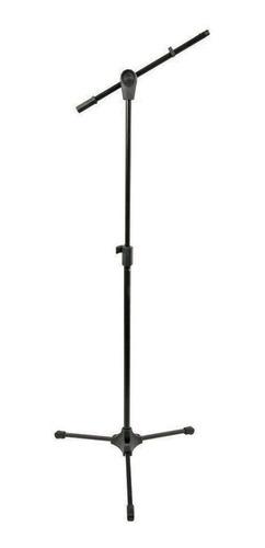 Imagem 1 de 4 de Suporte Pedestal Microfone Estante Rmv Promoção