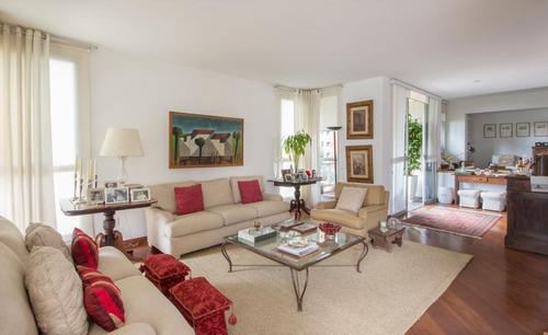 Imagem 1 de 14 de Apartamento, 196 M² - Venda Por R$ 1.150.000,00 Ou Aluguel Por R$ 6.500,00/mês - Real Parque - São Paulo/sp - Ap15165