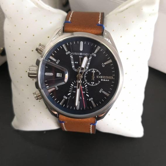 Relógio Diesel Dz4470, 1 Ano De Garantia.