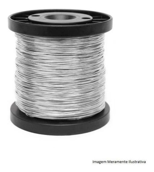 Fio De Alumínio Para Cerca Elétrica 1,20mm 100mts