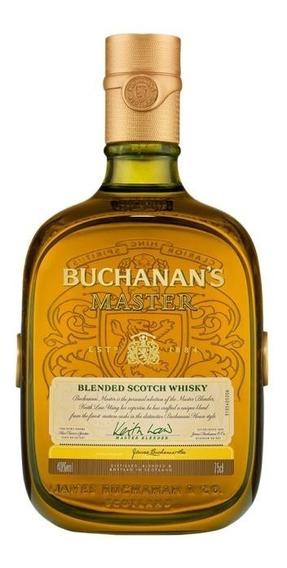 Buchanan`s Master Blended Scotch Whisky 750 Ml