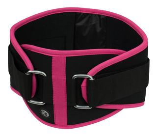 Cinturon Para Pesas De Goma Ideal Para Gym Crossfit Fitness