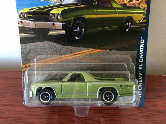 Mini Pickup Chevy El Camino Da Matchbox Na Esc. 1/64