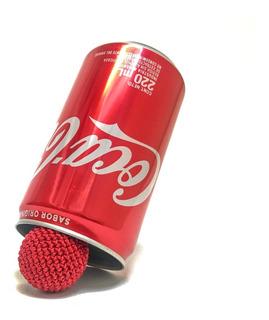 Chop Cup Lata De Coca Mini - Truco De Magia - Bazardemagia