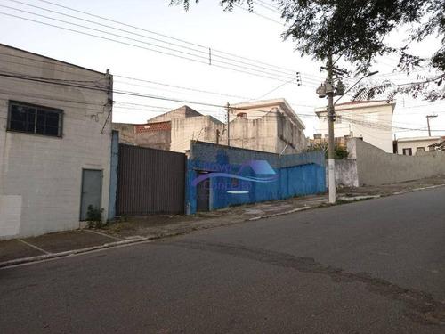 Imagem 1 de 8 de Galpão Para Alugar, 290 M² Por R$ 3.000,00/mês - Cidade Líder - São Paulo/sp - Ga0206