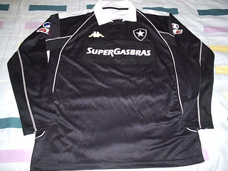 Botafogo Usada Em Jogo Brasileiro 2006 Contra Internacional