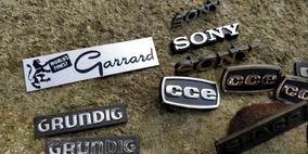 Philips Gradiente Grundig Sharp Logos Diversos Frete Gratis