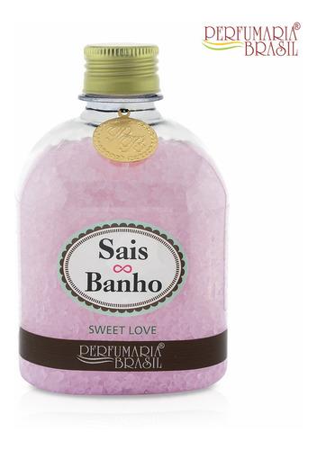 Sais De Banho Pote 600 G