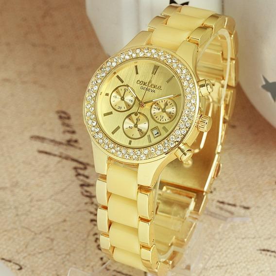 Relógio Feminino Luxo