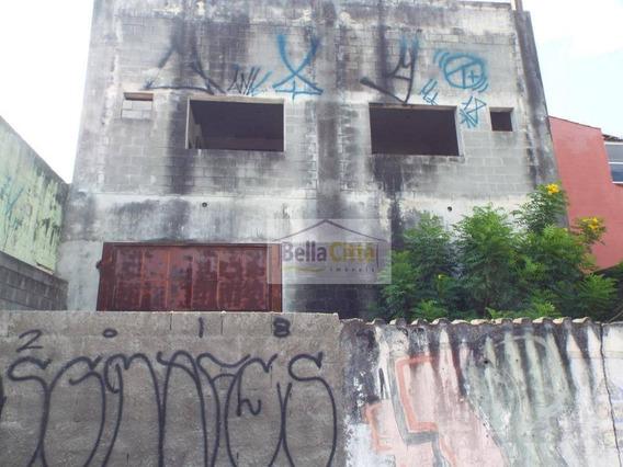 Excelente Ponto Comercial, Com Dois Pavimentos, No Centro De Mogi Das Cruzes - Pt0003