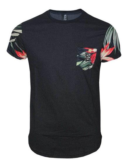 Camiseta Swag Em Malha Micro Furos