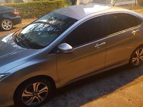 Honda City 1.5 Ex Flex Aut. Única Dona Revisado Impecável!!
