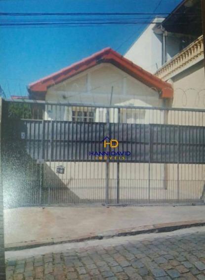 Ótima Casa Para Locação Vila Mariana - 3 Salas - 1 Vaga De Garagem - Ca0235