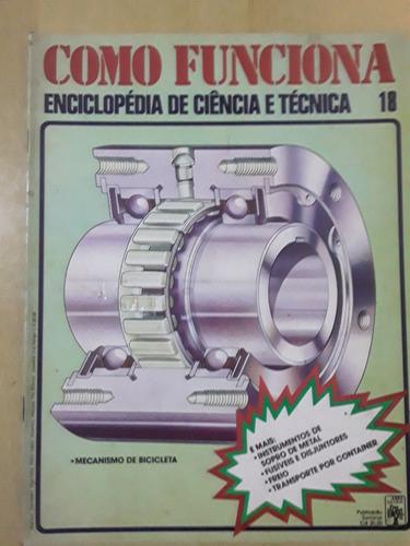 Pl163 Revista Fasc Como Funciona Nº18 Instrumentos De Sopro