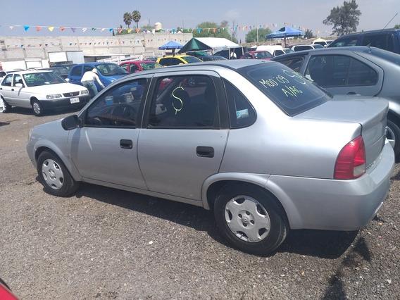 Chevrolet Chevy 1.6 Paq B Sedan Mt 2009