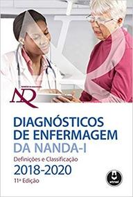 Livro Diagnósticos De Enfermagem Da Nanda-i 11ª Ed. 2018