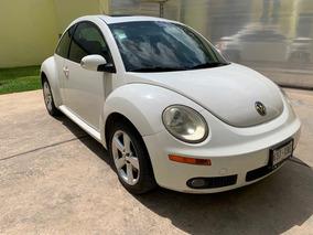 Beetle Sport 2011 2. 5l Triptonic Piel Q/c Impecable!