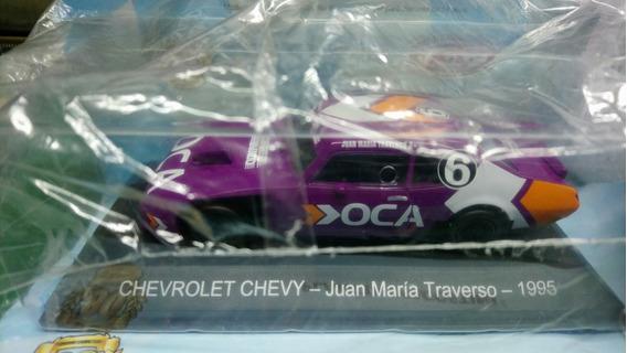 Fasciculo Nro 4 Mejores Autos De Tc Chevrolet Traverso Oca
