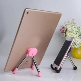 Mini Tripé Universal Para Tablet E Celular