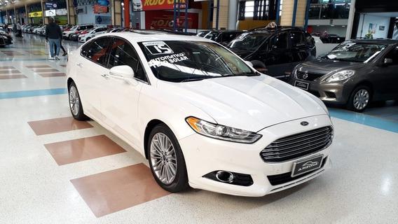 Fusion 2.0 Titanium Plus Gasolina 4p Automático 2014/2015