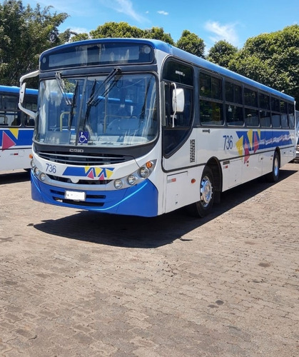 Onibus Urbano M Benz 1722 Ano 2009 36 Lug