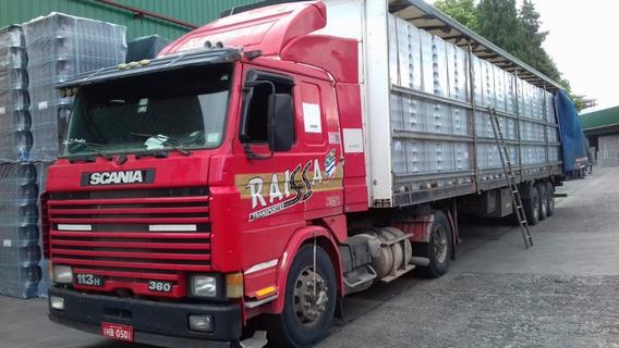 Scania R 113 H 4x2 360