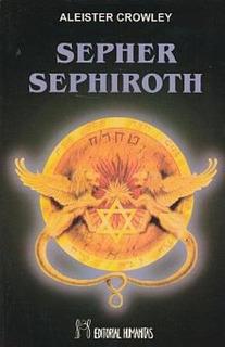 Libro Sepher Sephiroth - Aleister Crowley - Libro Importado