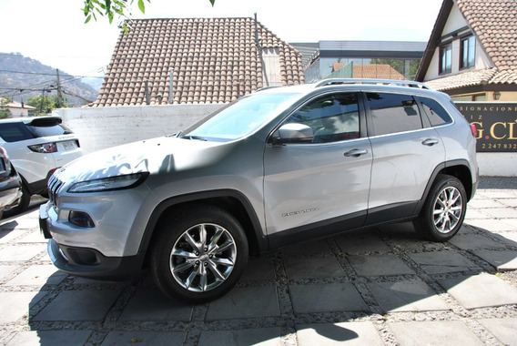 Jeep Cherokee Limited 4x4 3.2 2015