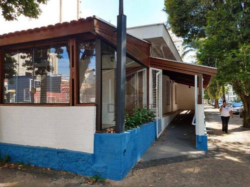 Salão Para Alugar, 250 M² Por R$ 6.300,00/mês - Vila Itapura - Campinas/sp - Sl0869