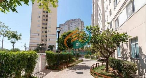 Apartamento À Venda, 45 M² Por R$ 269.600,00 - Vila Venditti - Guarulhos/sp - Ap3412