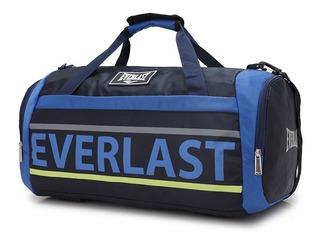 Bolso Everlast Gym Grande Deportivo Urbano Reforzado Tira De Hombro Color La Mejor Calidad! Diseño Envios By Happy Buy