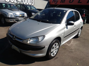 Peugeot 206 Hatch Selection 1.0 16v 2003 Completo