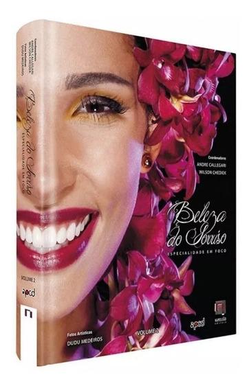 Livro Beleza Do Sorriso Vol.2: Especialidade Em Foco