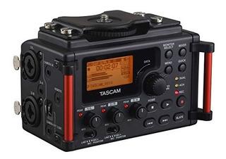 Grabador De Audio Para Cámara Reflex Digital Tascam Dr-60dmk