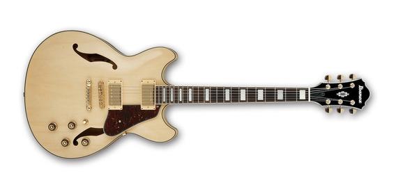 Guitarra Eléctrica Ibanez As73g Nt De Caja Tipo 335
