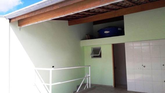 Sobrado Residencial À Venda, Vila Pires, Santo André. - So0902