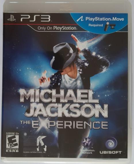 Michael Jackson The Experiência Ps3 Leia O Anúnúncio