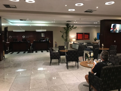 Frente Na Mar Na Av. Boa Viagem Dentro Do Hotel 4 Estrela