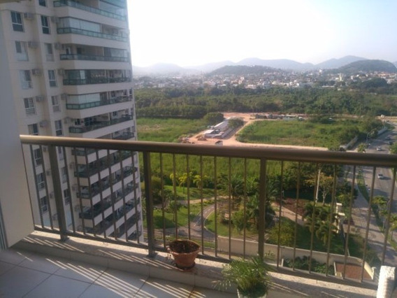 Apartamento Em Barra Da Tijuca, Rio De Janeiro/rj De 76m² 2 Quartos À Venda Por R$ 550.000,00 - Ap98244