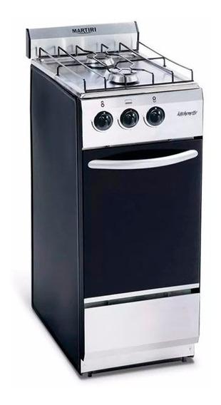 Cocina Martiri Kitchenette 2 Hornallas Con Horno Gas Natural