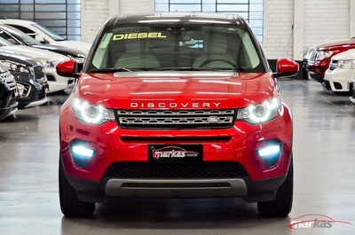 Land Rover Discovery Sport Sd4 Se 180hp 4x4 Multimidia 14