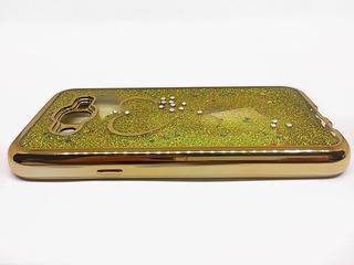 Capa Samsung J7 Dourada