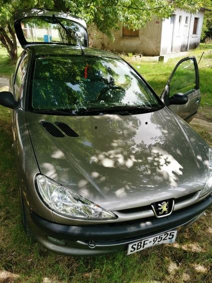 Peugeot 206 1.9 Xrd 2002