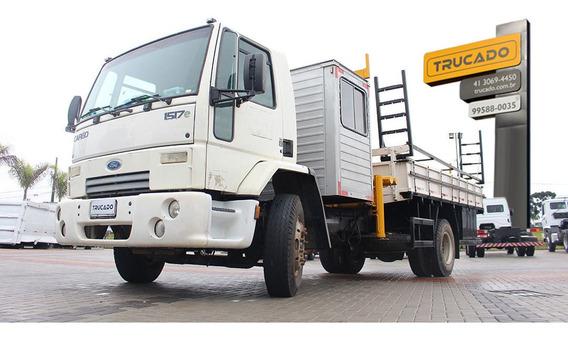Cargo 1517 4x2 2011 Munck Rodomaq 12000 = Mb Vw Volks