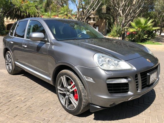 Porche Cayenne 2008 4.8 Turbo Triptronic Cayenne S Turbo 4.8